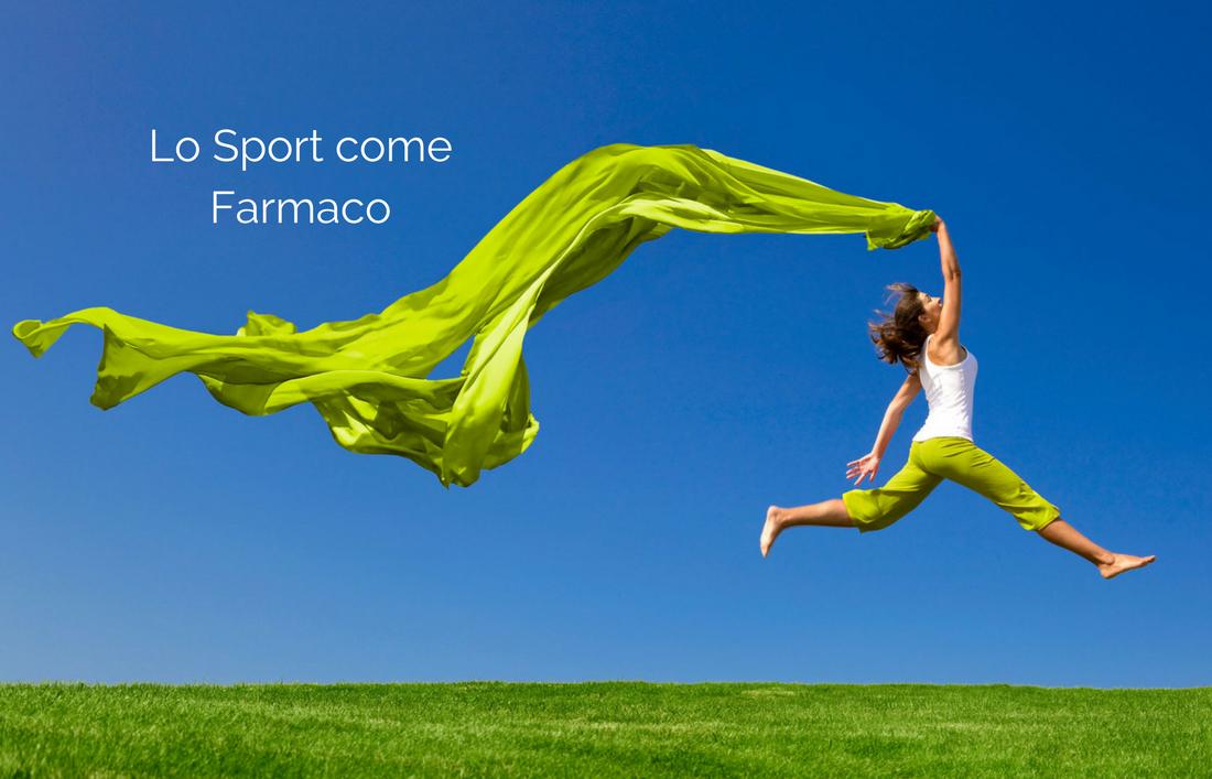Lo Sport come Farmaco: Un Sogno che si Avvera (?)